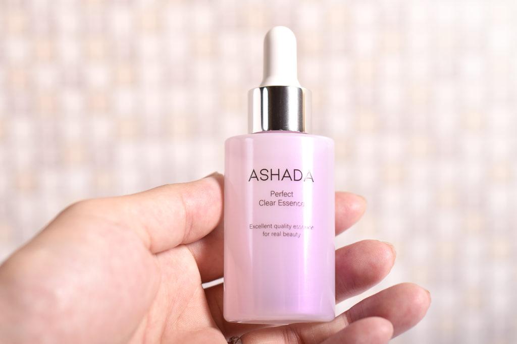 アスハダ(ASHADA)美容液を実際に使ってみた!口コミや効果を徹底解説 | 極上もちもち肌の作り方